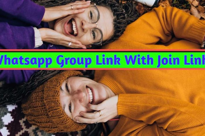 Whatsapp Group Link With Join Links June 2020 (Updated)