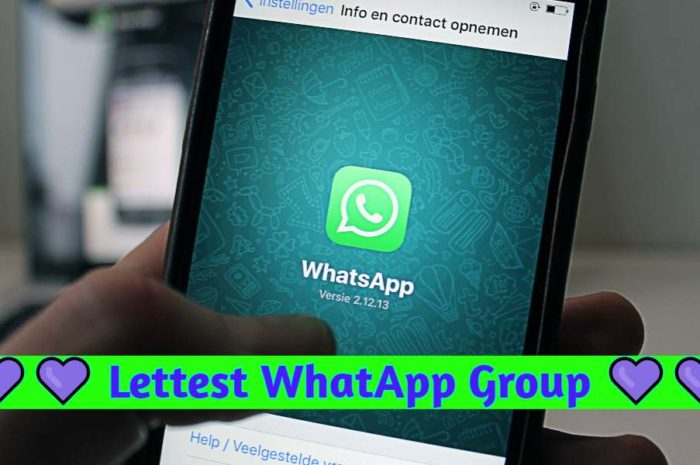 💜💜 Latest WhatApp Group 2019 💜💜