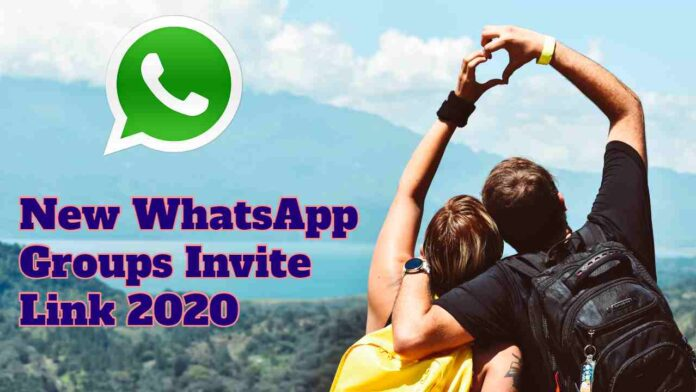New WhatsApp Groups Invite Link 2020