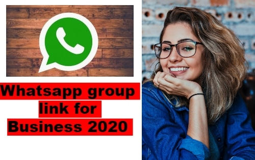 Whatsapp group link for business