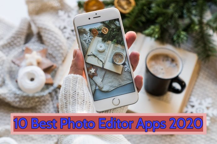 Android Phone के लिए 10 Best Photo Editor Apps 2020
