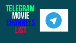 TELEGRAM MOVIES CHANNELS