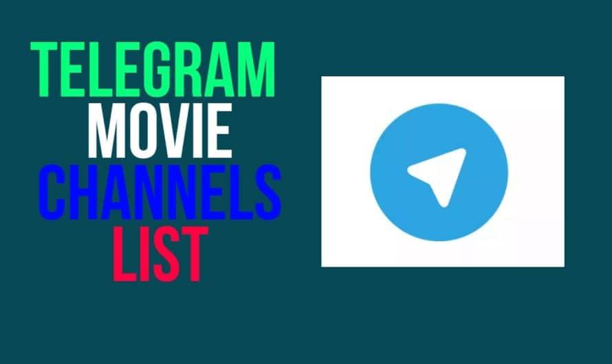 Telegram movie channel | Telegram se movie download kese kare?