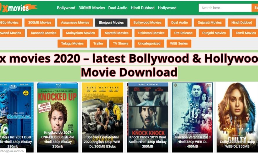 9xmovies 2020 – latest Bollywood & Hollywood movie Download