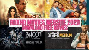 RdxHD Movies Website 2020