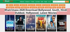 Khatrimaza 2020 Download Bollywood, South, Hindi Dubbed, Hollywood, Latest Movies