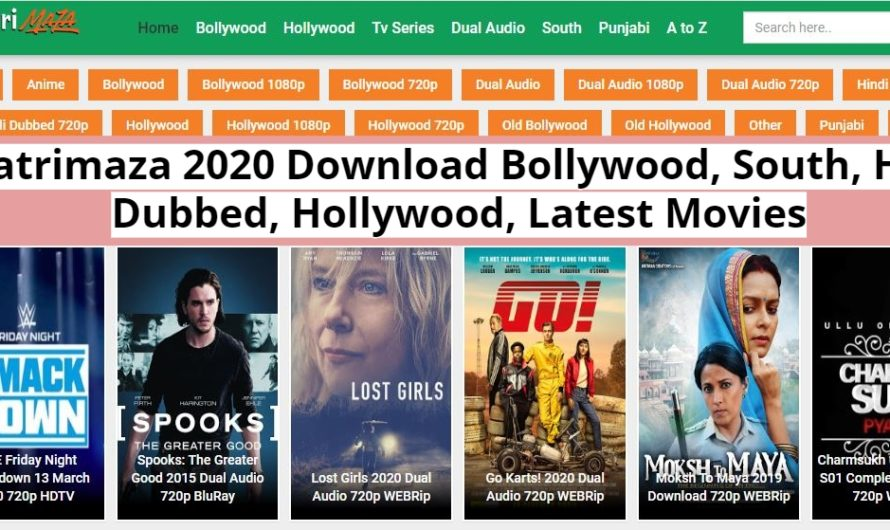 Khatrimaza 2020 Download Bollywood, South, Hindi Dubbed, Hollywood, Latest Movies