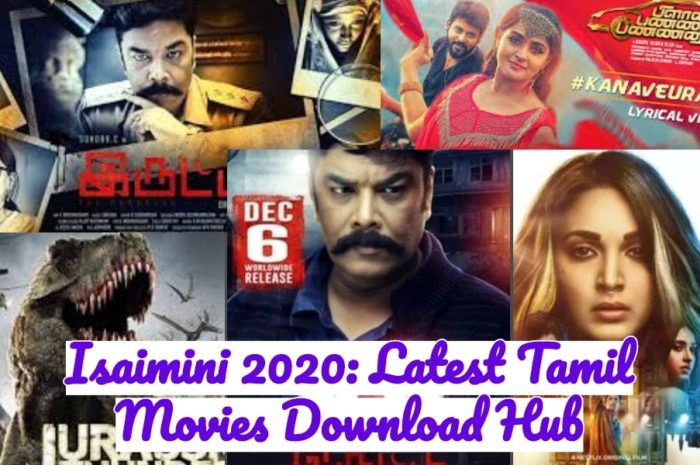 Isaimini 2020: Latest Tamil Movies Download Hub