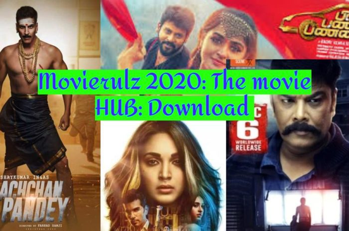 Movierulz 2020: The movie HUB: Download Free Latest Tamil, Telugu, Hindi, Malayalam