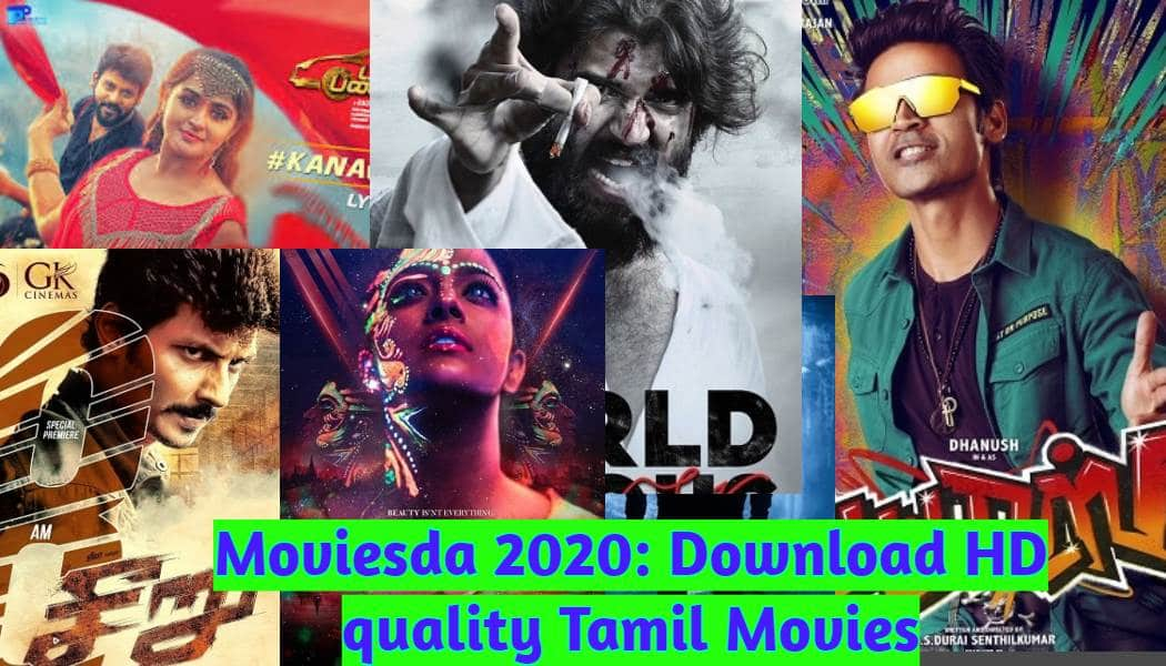 Moviesda 2020: Download HD quality Tamil Movies