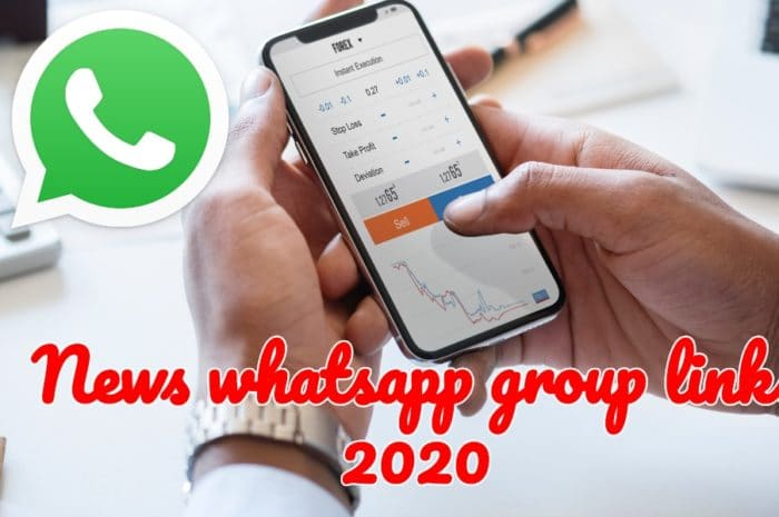 News whatsapp group links 2020