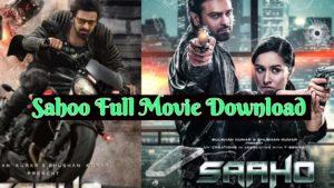 Sahoo Full Movie Download 2019
