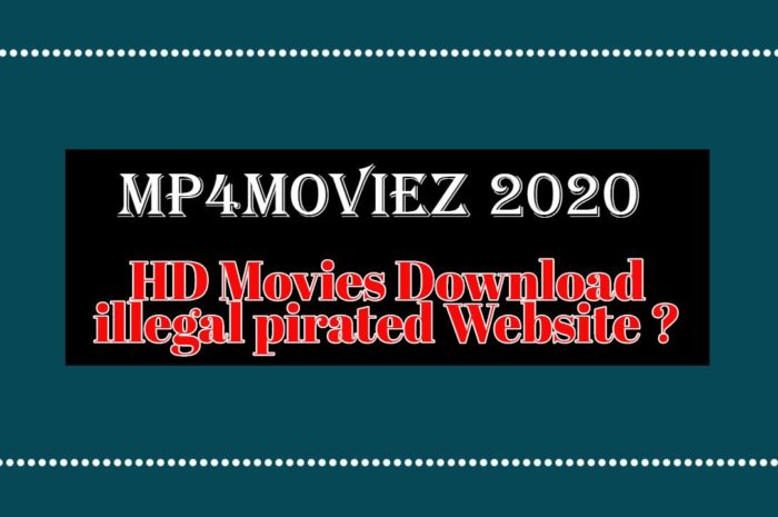 Mp4moviez 2020 – Download Free HD Movies