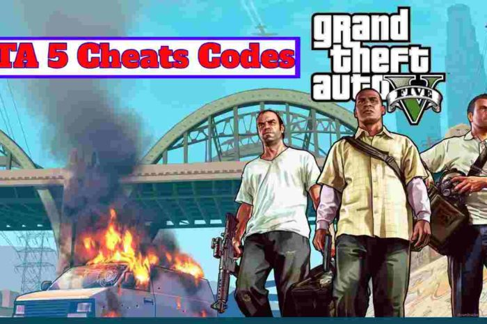 GTA 5 Free Cheats Code 2020: Find All Cheat Codes for GTA V PC