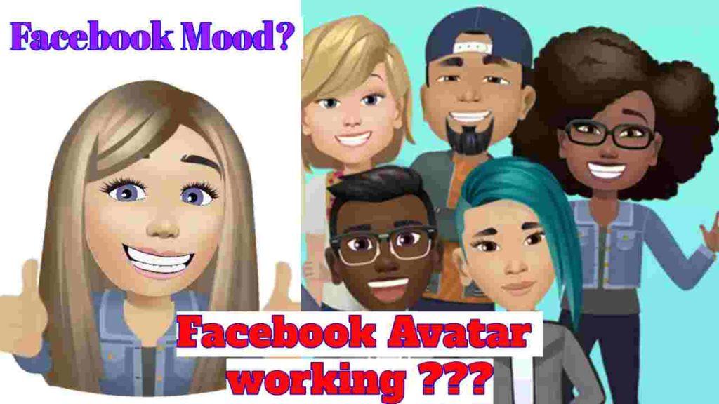 "Facebook Avatar working solutions: Facebook ""Moods"""