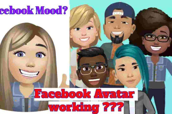 "Facebook Avatar not working solutions: Facebook ""Moods"""