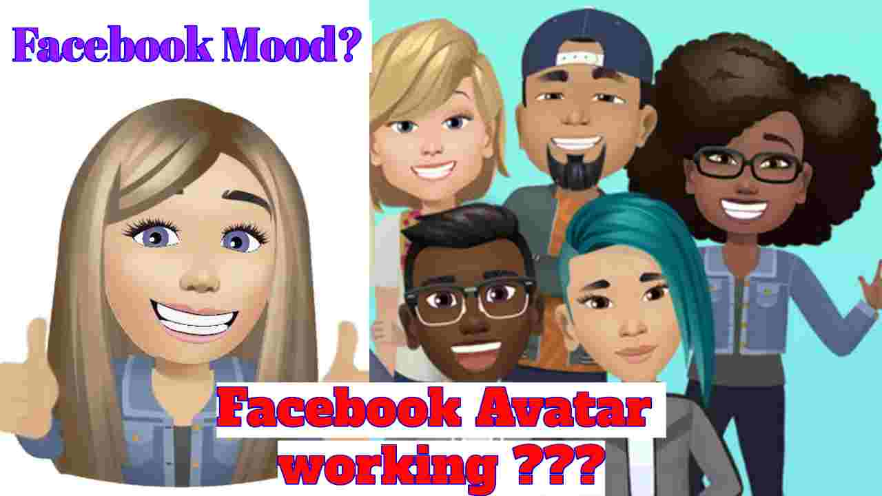 "Facebook Avatar working solutions: Facebook ""Moods"""