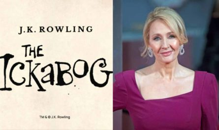 JK Rowling's New Book Ickabog released online for Free