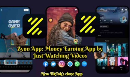 Zynn App: Money Earning App by Just Watching Videos: TikTok's clone App: Hit the Top App store