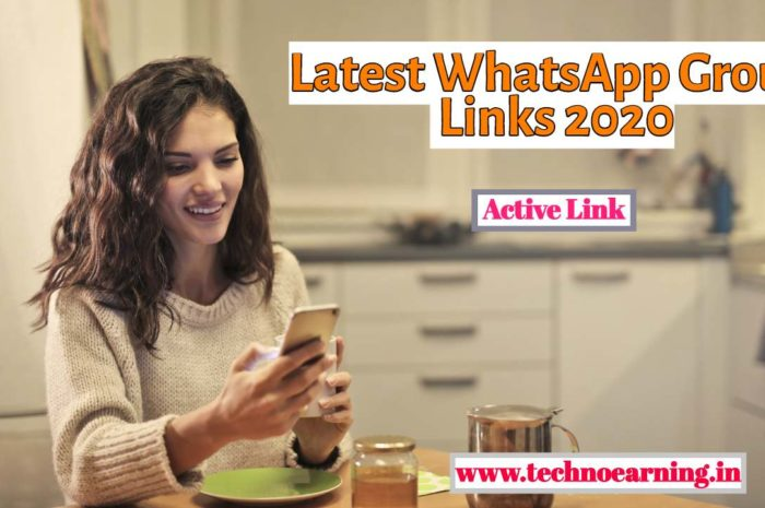 Latest Whatsapp Group Link 2020 Unlimited collection