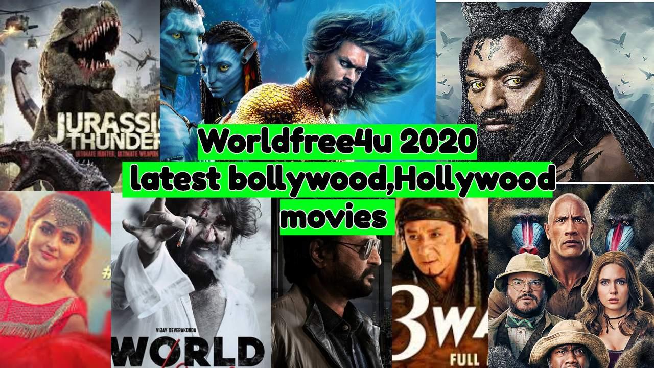 Worldfree4u 2020 latest bollywood,Hollywood movies