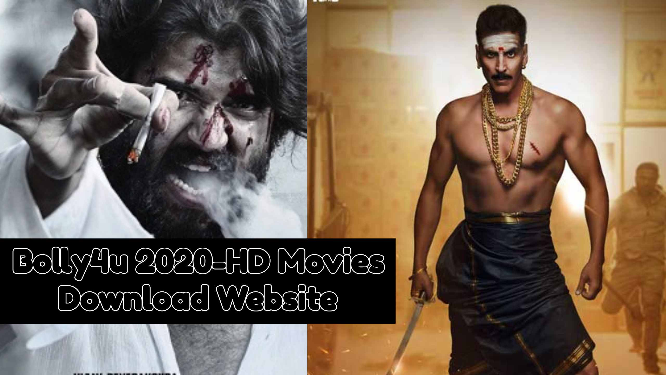 Bolly4u 2020-HD Movies Download Website