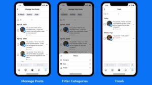 FACEBOOK: 'Manage Activity' Feature: Hide your old posts from profile