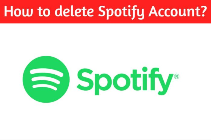 How to delete Spotify Account? : How to Cancel Spotify Subscription? : Free guide 2020