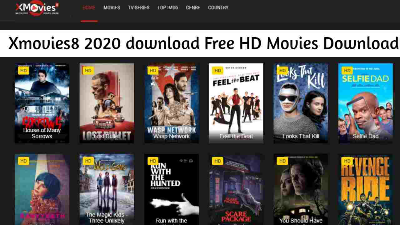 Xmovies8 2020 download Free HD Movies Download