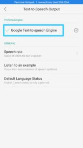 How to use discord text to speech in Android phones?