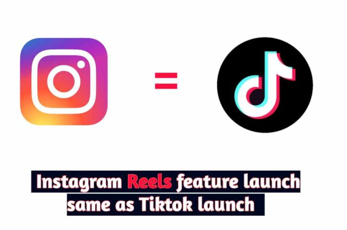 Instagram Reels feature launch same as Tiktok