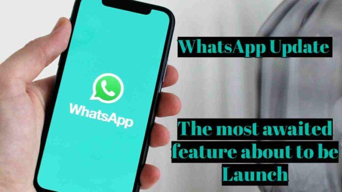 WhatsApp Update 2020