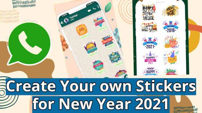 WhatsApp Personalized stickers