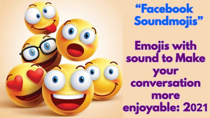 Facebook Soundmojis